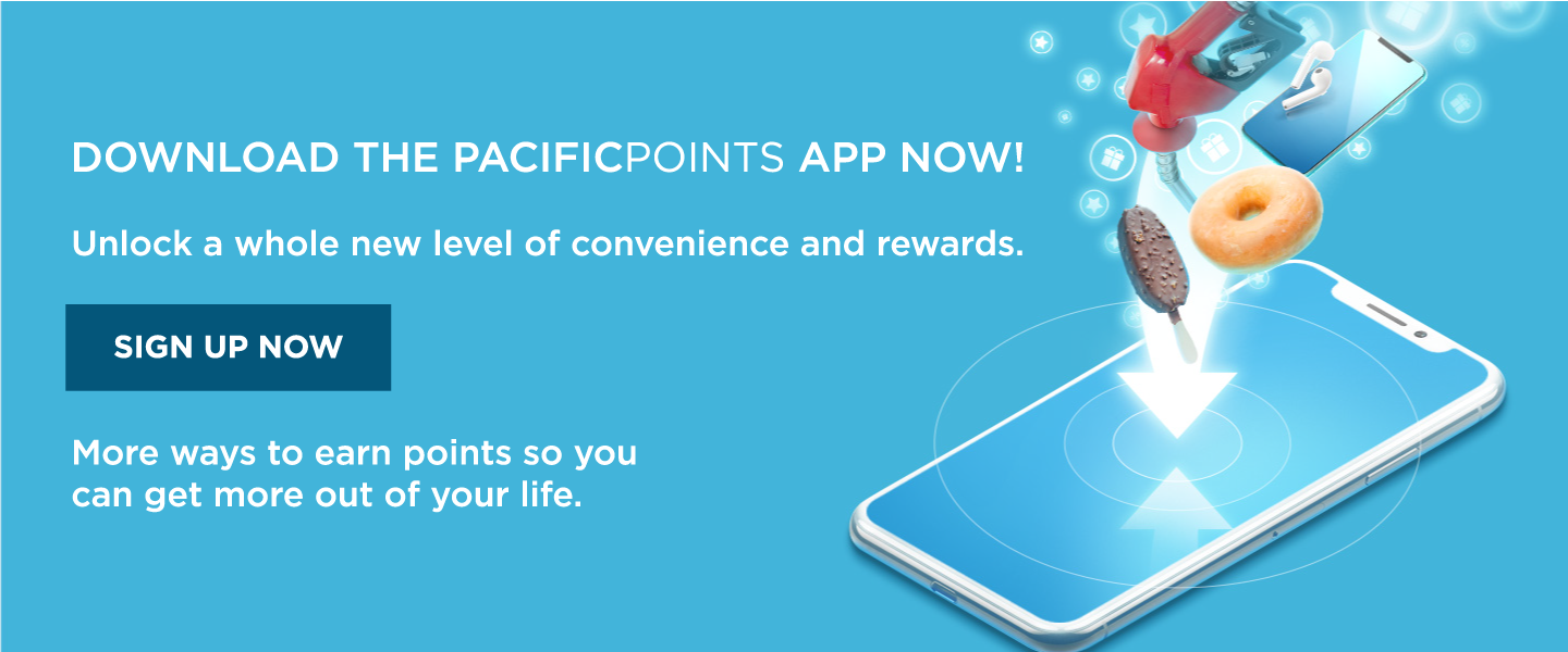 Pacific Points